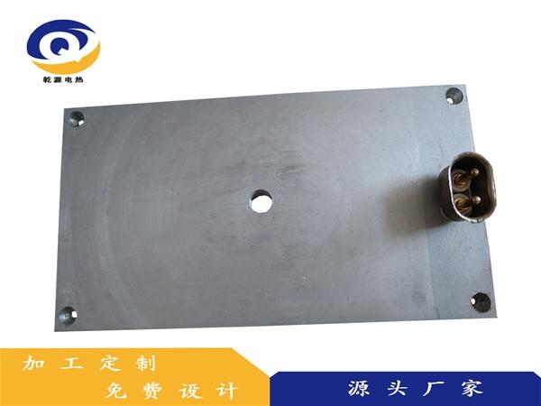 插头式铸铝加热板