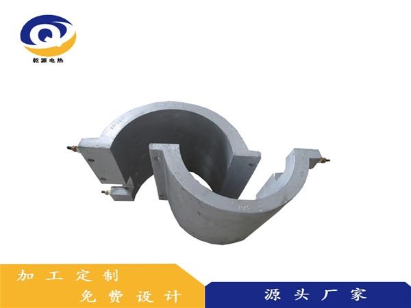 组合式铸铝加热圈