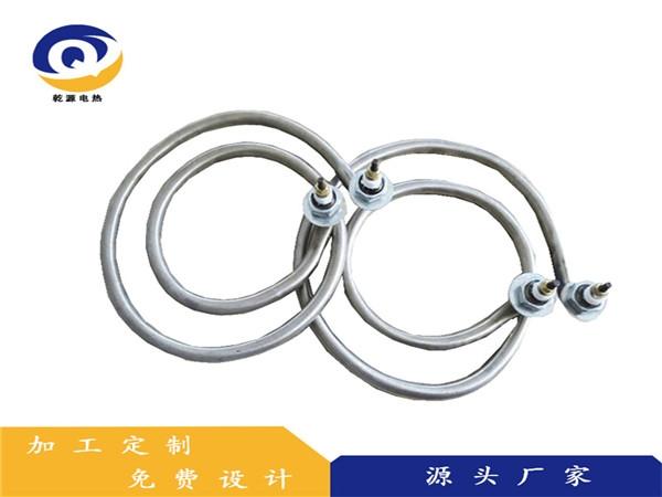 圆形电加热管