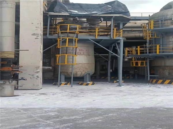与新疆某某公司合作的1500KW的氢气加热器