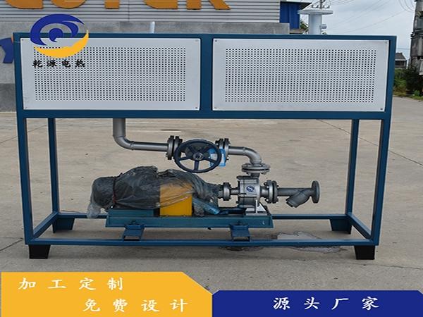 武汉无纺布导热油电加热器
